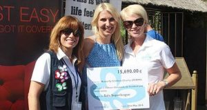 Sala Golf supporting Marbella Charities