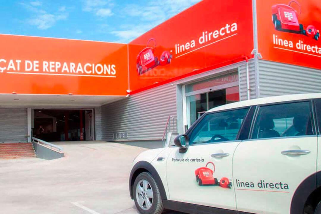 Linea Directa insurance best price guaranteed!