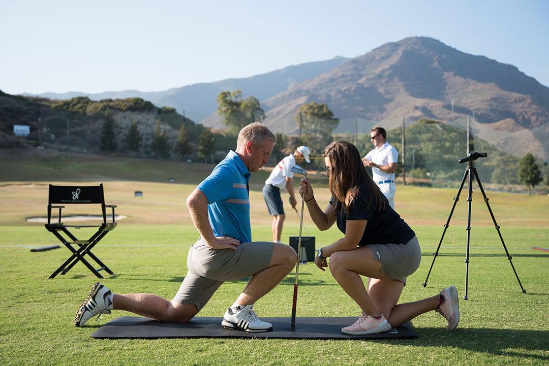 Steven Palmer Golf Academy - Marbella