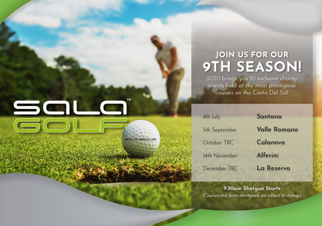 Marbella golf tournaments and events