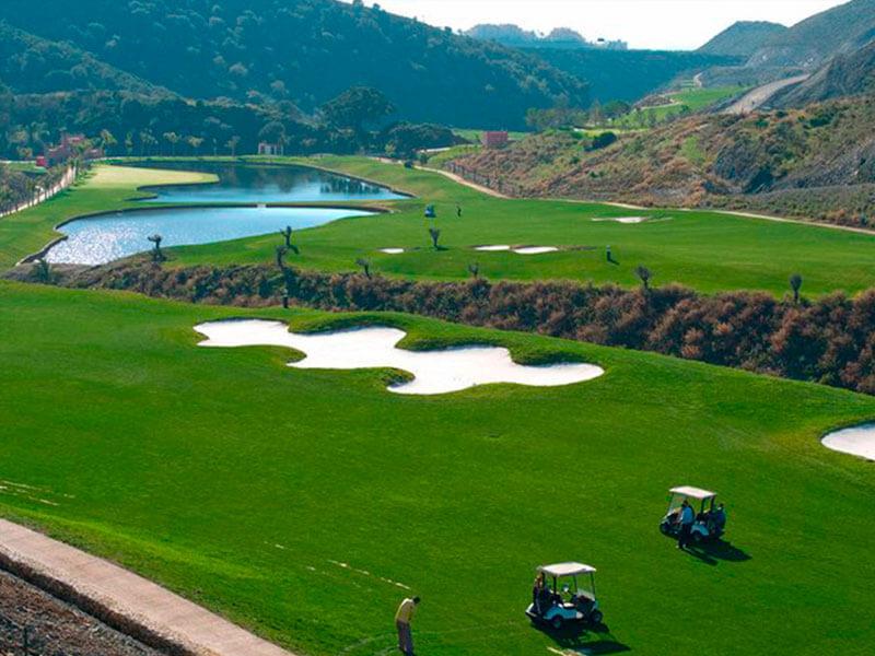 Alferini Golf Course