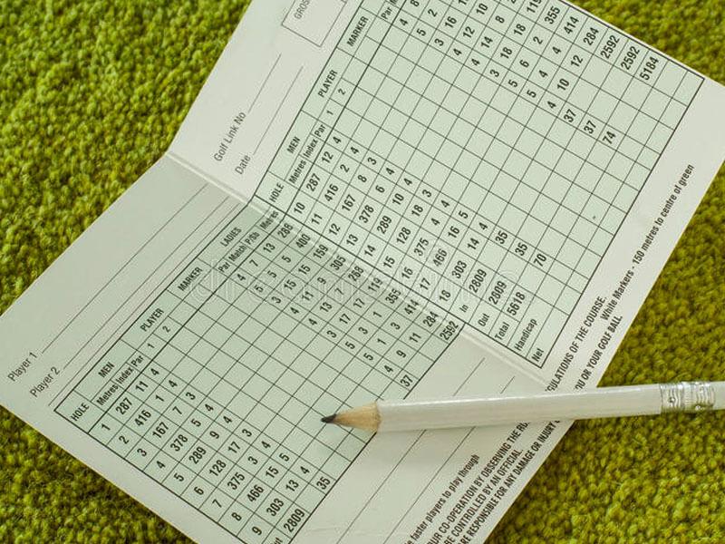 Sala Golf - Handicaps