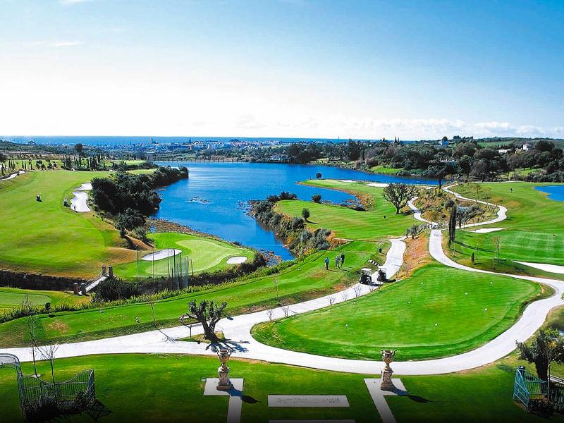 Los Flamingos Golf Course