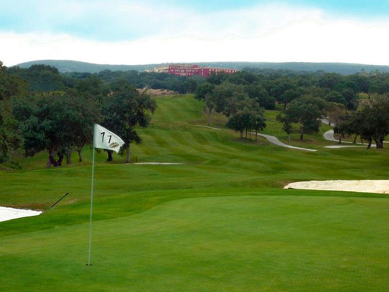 San Roque New Golf Course