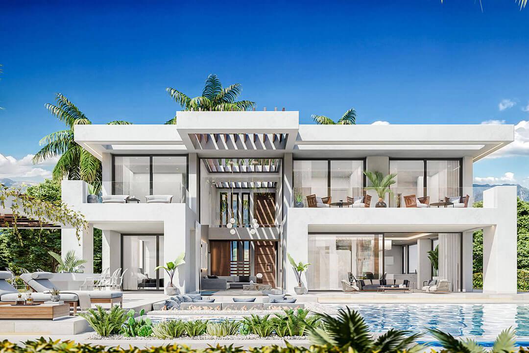 The Heights at La Resina - Marbella Luxury Villas